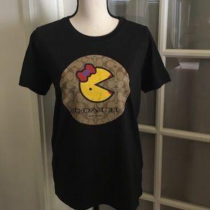 Coach MS Pacmam t-shirt  😊